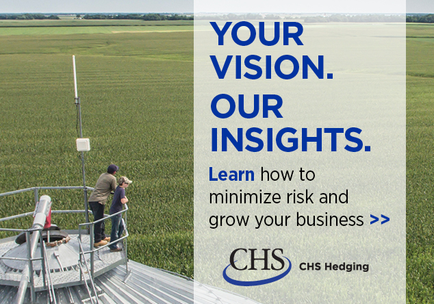 CHS Hedging. Your vision. Our insights.